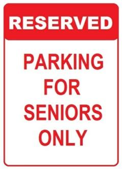 SeniorParking