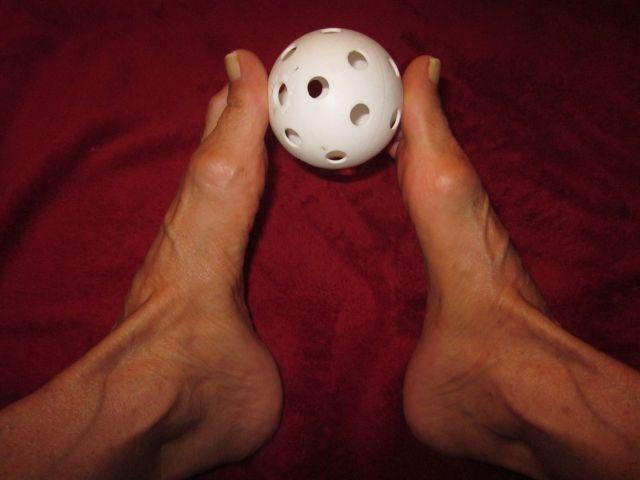 whiffle toe
